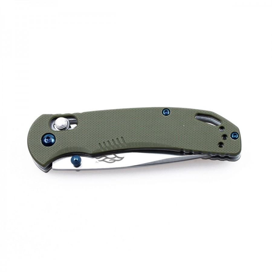 Knife Firebird F753M1 (Black, Green, Orange)