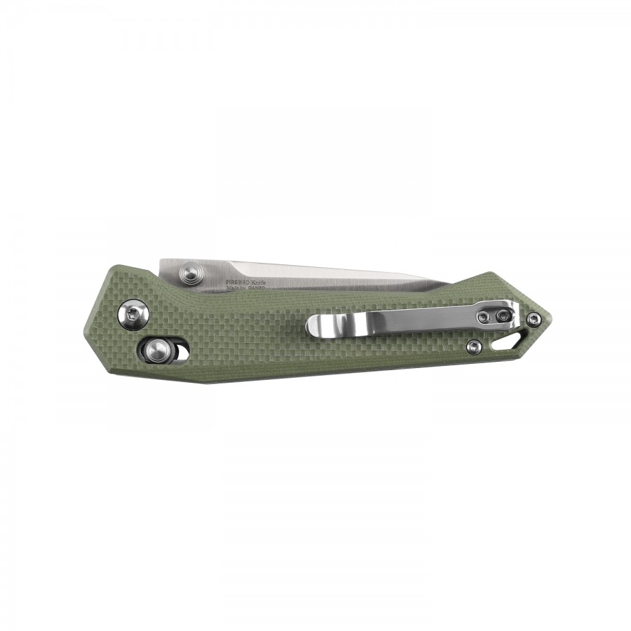 Knife Firebird FB7651 (Black, Green, Gray)